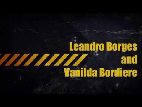 Cresça com letra.- Leandro Borges Vanilda Bordiere Novo CD 2014