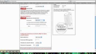 Como Configurar El Modem Infinitum.mp4