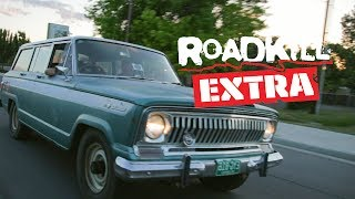 See More About the Roadkill Garage Jeep Wagoneer - Roadkill Extra. MotorTrend.