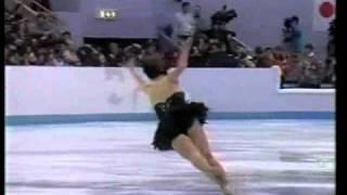Oksana Baiul SP 1994 Lillehammer Winter Olympics