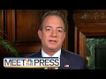Reince Priebus: Michael Flynn Wasnt Straight Or Honest | Meet The Press | NBC News