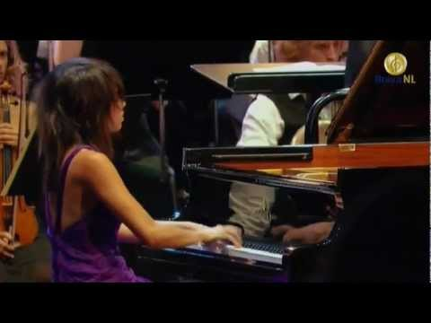 Mendelssohns - Piano Concerto No. 1 in G minor (op. 25) , Yuja Wang, Kurt Masur (Full)