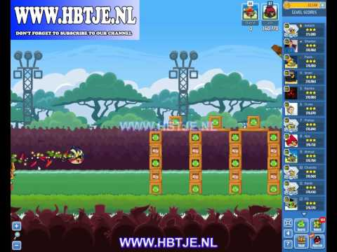 Angry Birds Friends Tournament Week 79 Level 2 high score 161k (tournament 2)