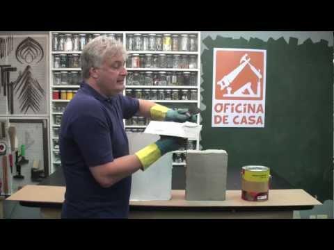 Veja como preparar uma parede para pintura
