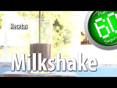 Plan 60 Segundos - Recetas - Milkshake