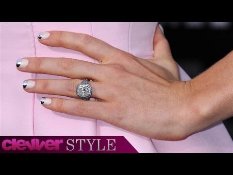 Celebrity Manicures: What's Hot in Nail Trends Summer 2012!,