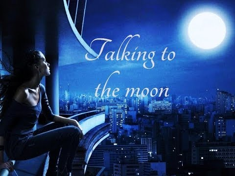 Bruno Mars, Talking to the moon, Lyrics