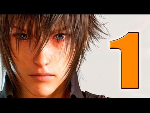 EL INICIO DE UNA GRAN AVENTURA | Final Fantasy XV - Parte 1 HD 1080 (Español / Castellano)