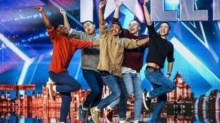 Top 5 Golden Buzzer Audition British's Got Talent (2015) | BEST AUDITIONS