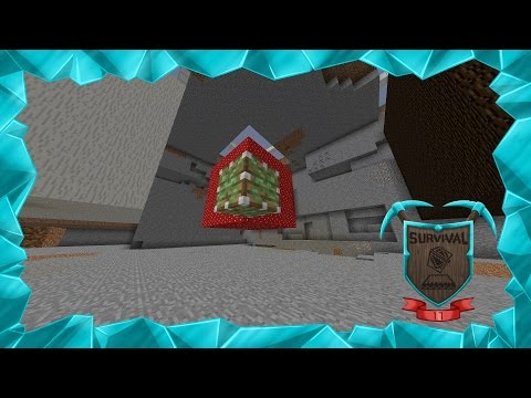 Survival 1.7 Ep109, Los bloques más raros de Minecraft!