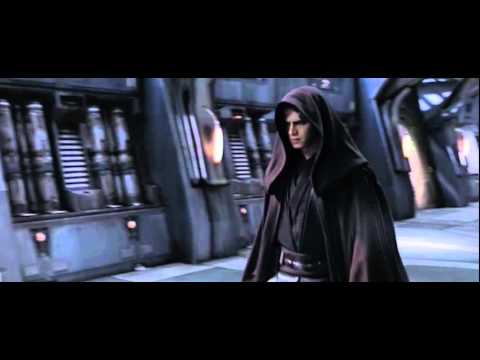 """The Dark Sith Rises"" - Dark Knight Rises Trailer Music to Revenge of the Sith"