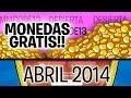 Códigos (Reutilizables) de Club Penguin para 2,500 monedas!