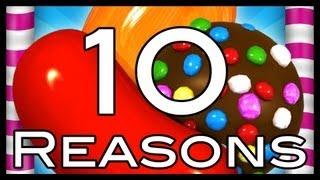 on candy crush saga 10 reasons not to play it youtube candy crush saga