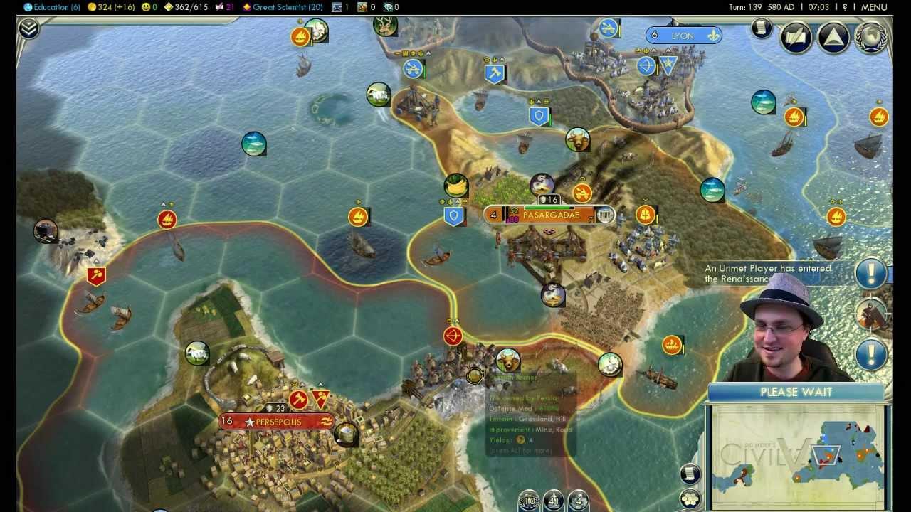 цивилизация 5 карта эдитор которых