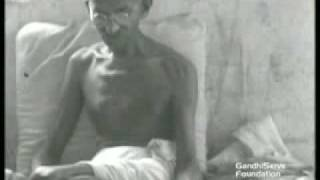 Mahatma Gandhi Rare Interview..
