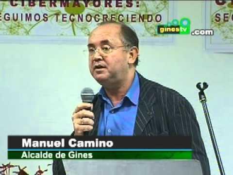 Gines acogió su I Semana del Mayor con las Nuevas Tecnologías como eje central