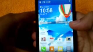 LG P920 Con Androis 4.0.4 ORIGINAL