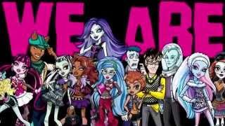 Monster High's New Song! ¡La Nueva Canción De Monster