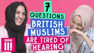 7 Questions British Muslims Are Tired of Hearing