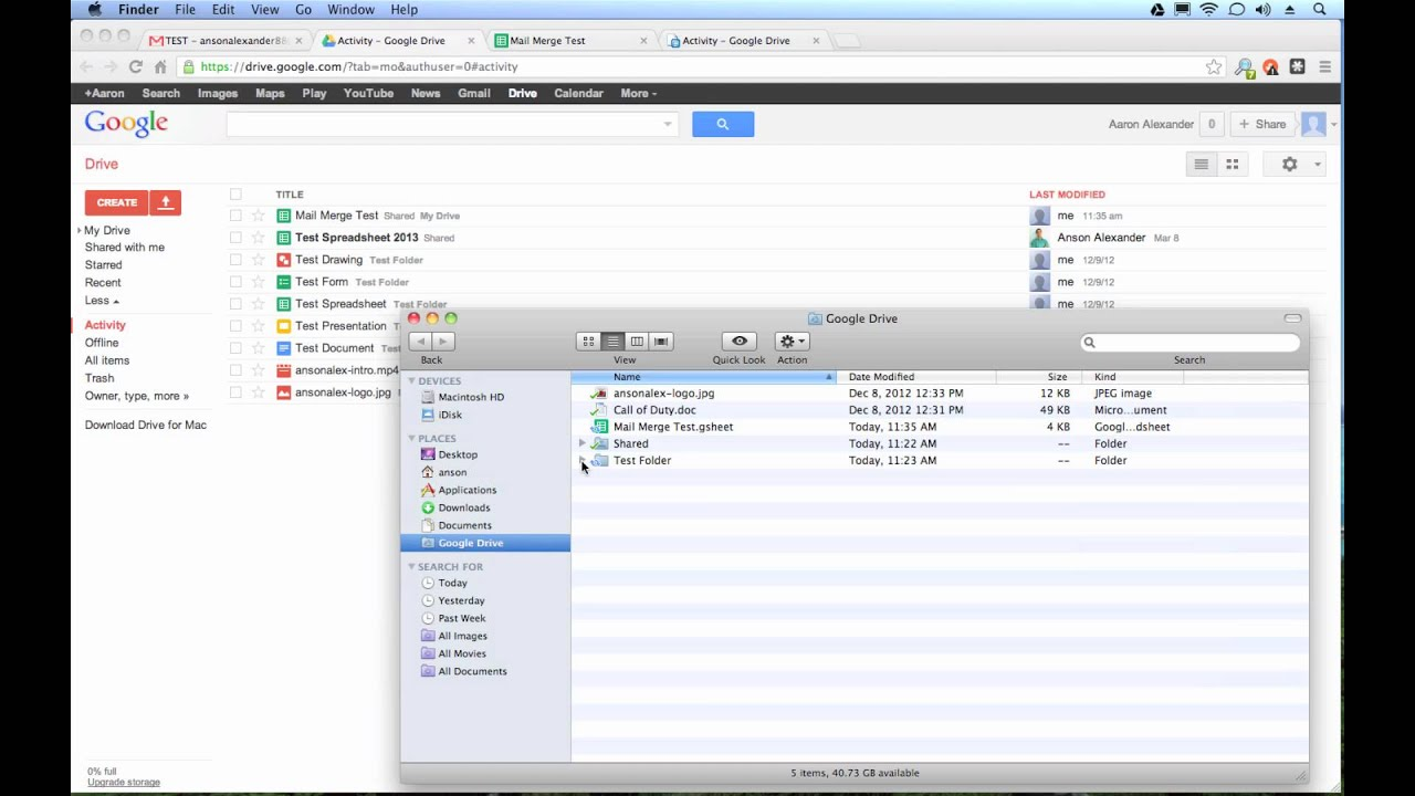 how to download ttachements from onedrive in gmail