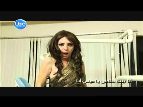 Ktir Salbeh Show  Episode 14 - كليب اليسا و السليكون