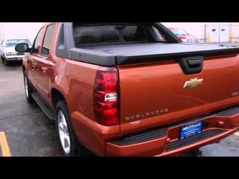 Used 2007 CHEVROLET AVALANCHE Wilmington IL