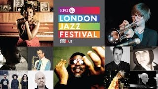 EFG London Jazz Festival - 21 Commissions by Londonjazzfestival