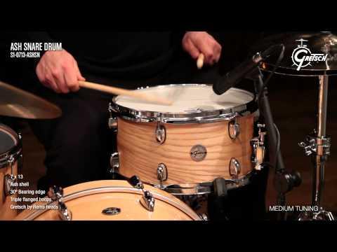 Gretsch 13x7 Ash Snare Drum