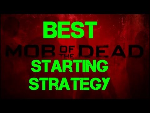 Mob of the Dead - Best Starting Strategy: Hell's Retriever and Juggernog