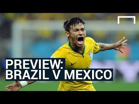 Goal preview │Brazil v Mexico