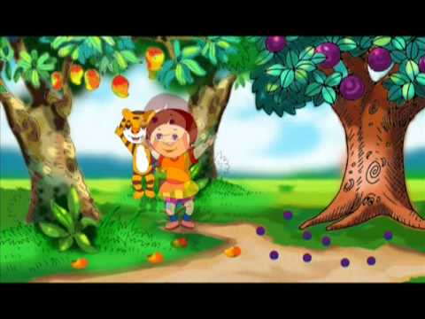 Bengali Nursery Rhyme - Chotto Amra Shishu - Fruits n Vegetables