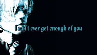 Darren Hayes - I Can't Ever Get Enough Of You [lyrics]