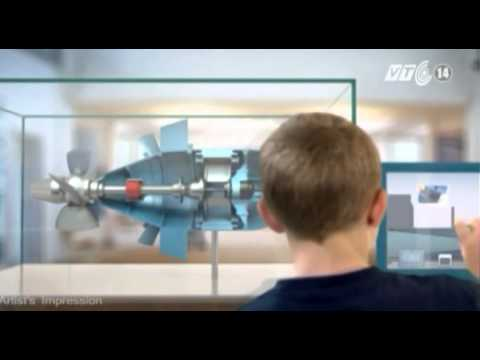 VTC14_Anh xây nhà máy điện thủy triều lớn nhất thế giới