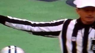 1996 Ed Hochuli NFC Championship Game Packers VS Cowboys