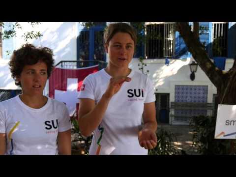 Rio Test Event - Fahrni Siegenthaler 470W