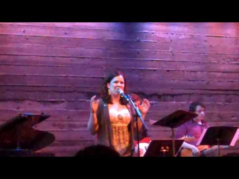 Lindsay Mendez sings Do Not Disconnect by Ewalt and Walker
