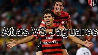 Atlas Vs Jaguares Chiapas 2-2 All Goles Highlights 8 Marzo