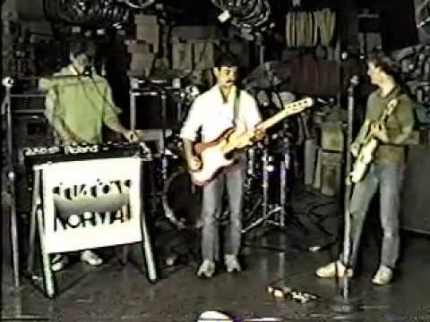 Situations Normal Warehouse Rehearsal 1984