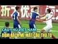 Cầu thủ U17 Hà Nội đấm rách mí mắt cầu thủ U17 Trung Quốc : LĐBD Việt Nam lên tiếng hình thức xử lý