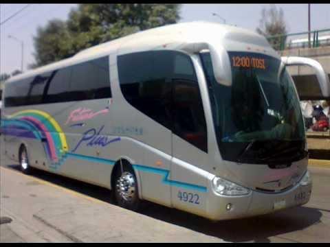 autobuses de mexico