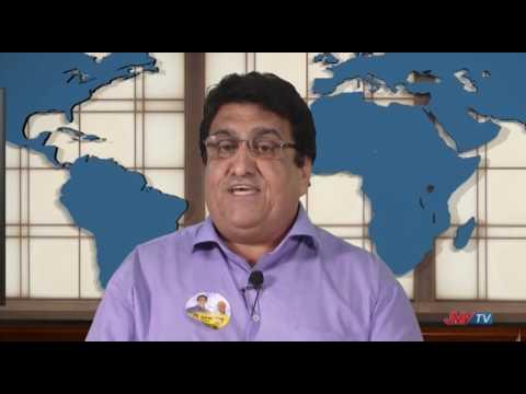 Candidato a prefeito de Indaial - Hamilton Cunha