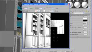 Using Ambient Occlusion with mental ray in 3dsMax 2010 part 1 view on youtube.com tube online.