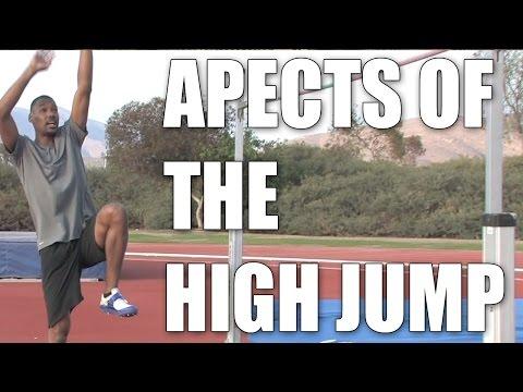 Aspects of the High Jump : High Jump Tips