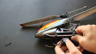 Attaching A Wireless 2.4GHz Camera To An RC Aircraft Or