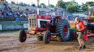 11000 Farm Tractors at Harrisonburg June 14 2019