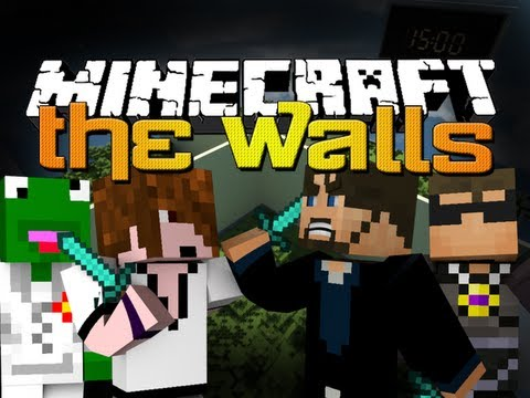 Minecraft - The Walls - I DO SOMETHING RIGHT!! (SkyDoesMinecraft, DeadloxMC, and Kermit)
