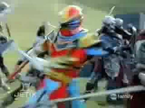 Power Rangers Mystic Force - Divinity II, If you like this, check out our books at Mediajunkie: http://mediajunkie.ca/new-wave-detectives/ Music video - a fight scene involving Nick done to Nobuo Uem...