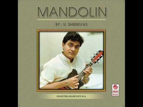 Kaligiyunte Kada - Mandolin Carnatic Instrumental