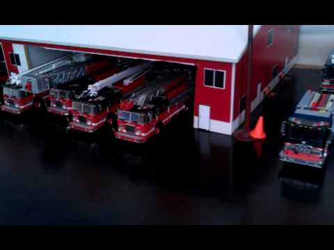 Code 3 Collectibles Fire Trucks