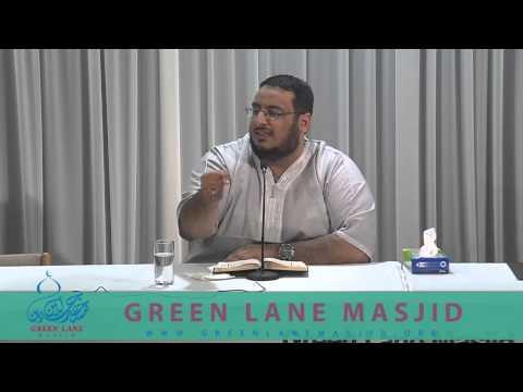 The Story Of Trust - Sheikh Yahya Ibrahim